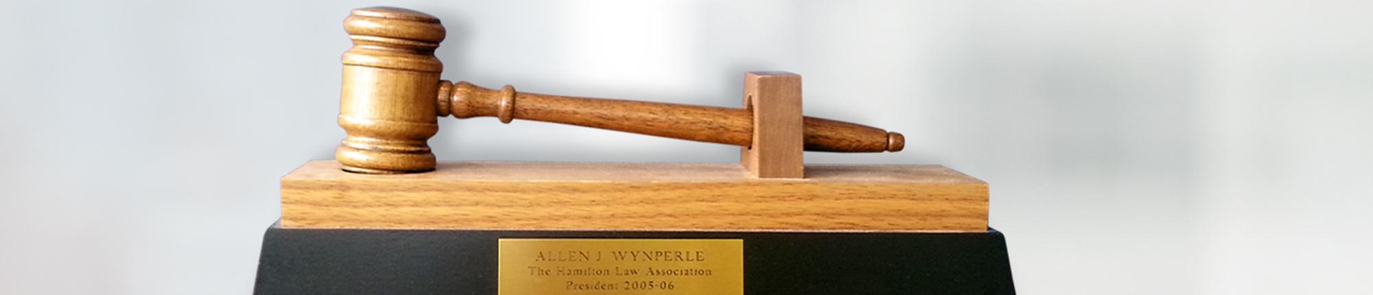 Wynperle Court Hammer